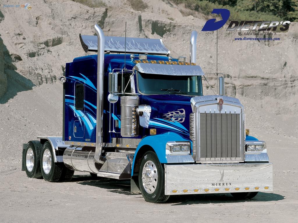Revell maquette camion Peterbilt 359 Conventional au 1/25° RVL07412
